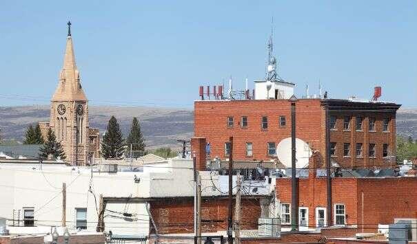 University of Wyoming, Laramie, Wyoming (elev. 7,165 feet)