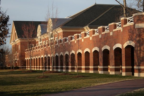 Beautiful college Elon University