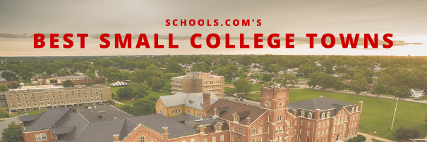 Schools.com's 25 best small college towns