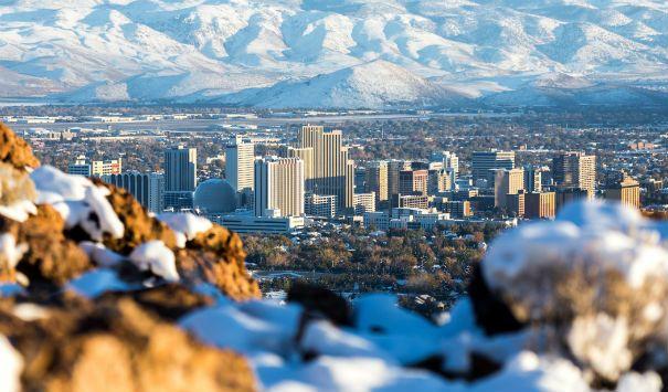 University of Nevada, Reno, Reno, Nevada (elev. 4,505 feet)