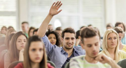 Jumping back into community college could be good for some students.