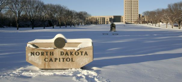 10. North Dakota