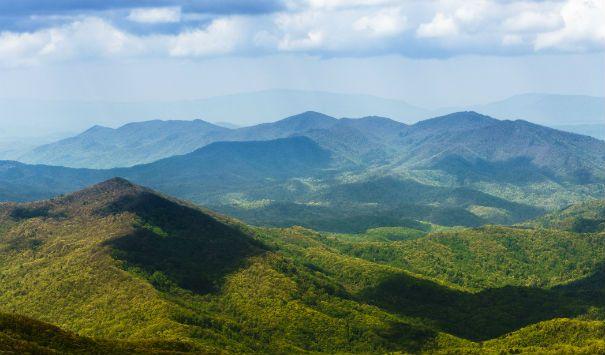 Appalachian State University, Boon, North Carolina (elev. 3,333 feet)