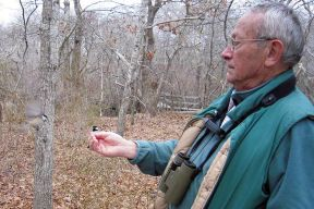 lifelong birder and citizen scientist, Ken Pauley
