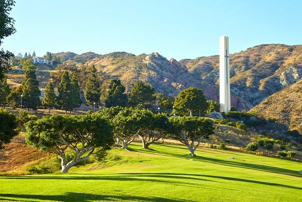 Beautiful college Pepperdine University