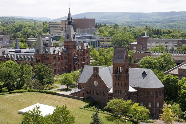 Beautiful college Cornell University